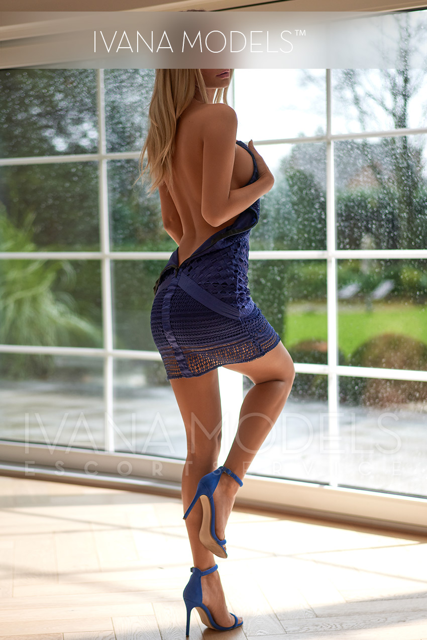 Esther by the discreet escort agency Dusseldorf