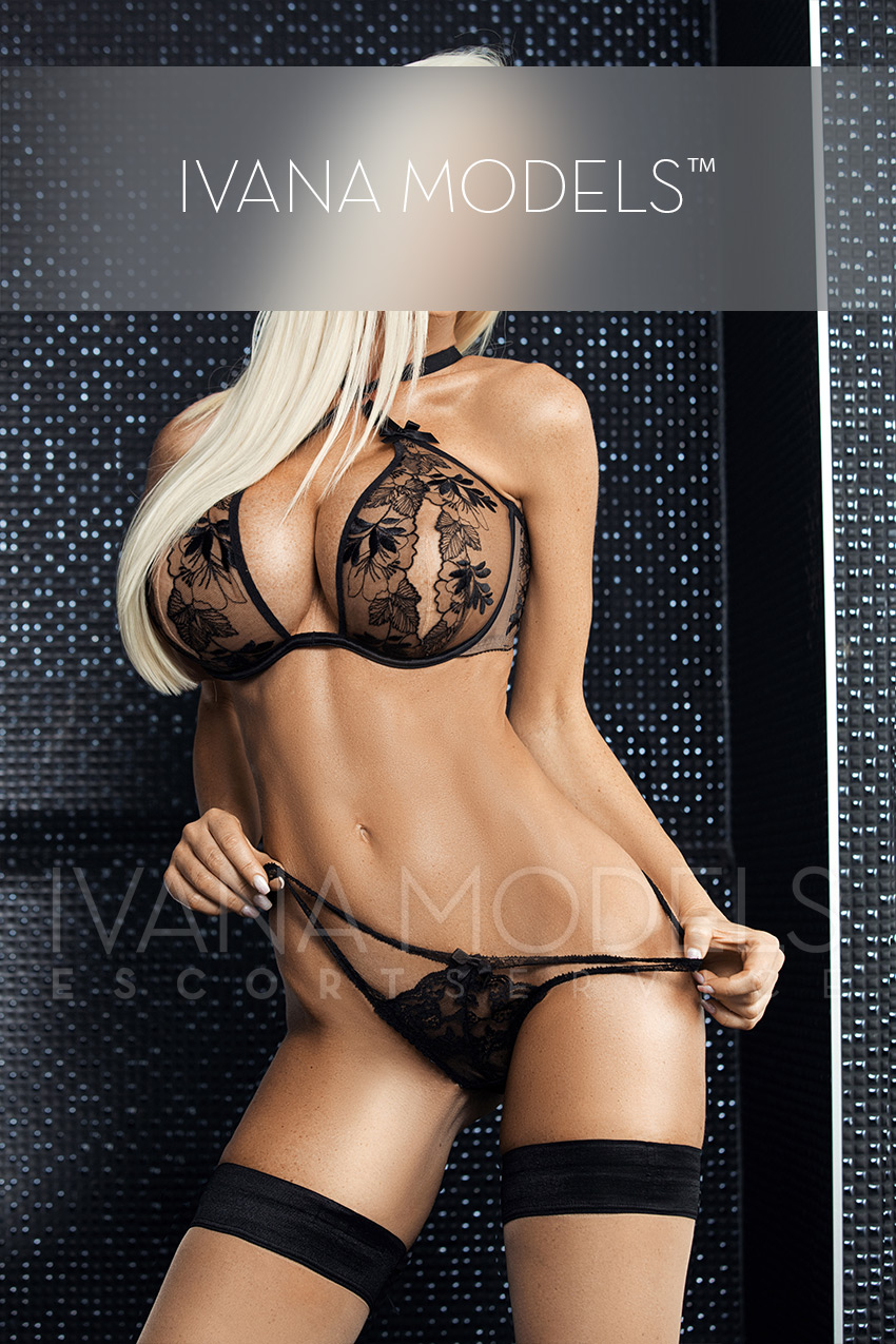Our elite escort agency offers a VIP escort service for gentlemen - Kylie