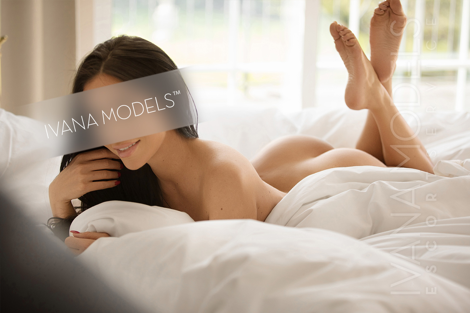 Your discreet escort service in Dusseldorf, Cologne, NRW and throughout Germany - Melissa