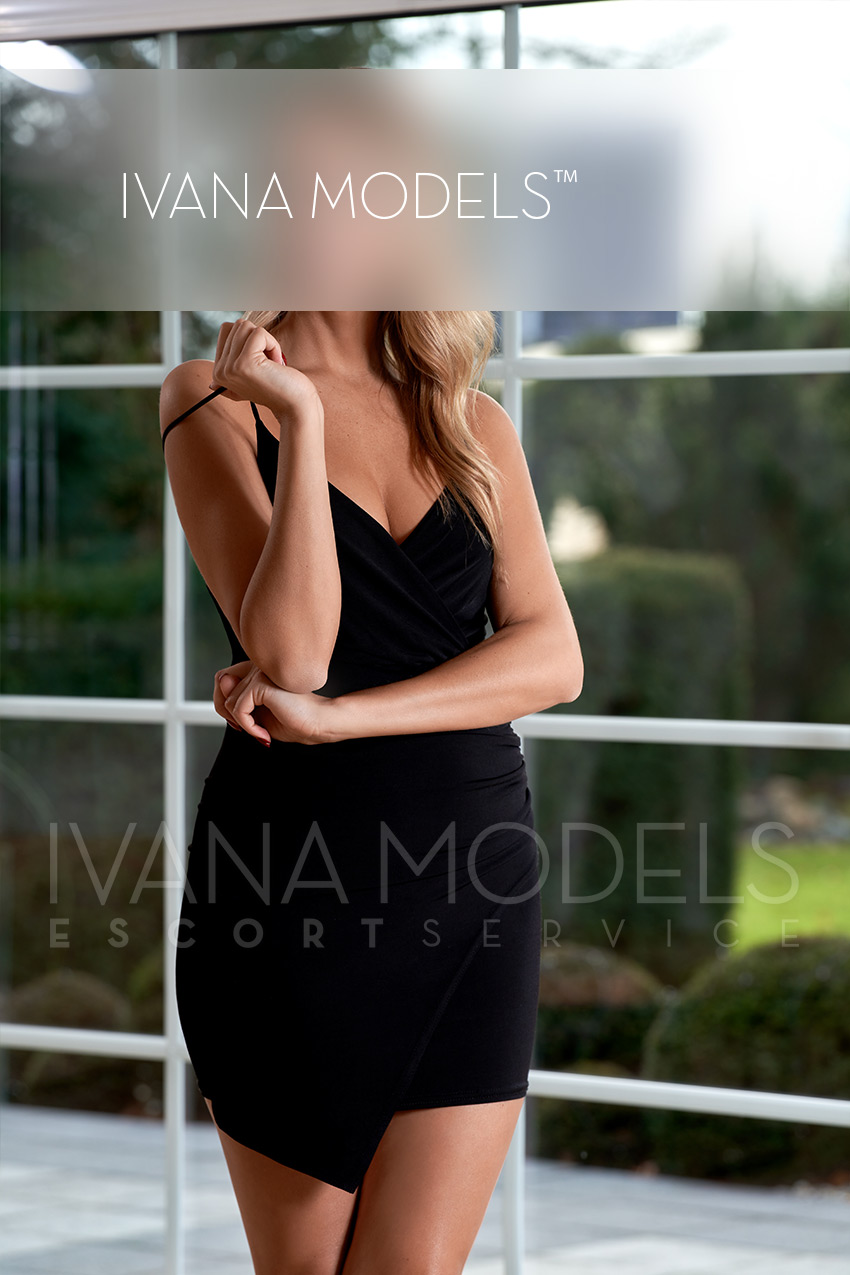 International escort agency Berlin and Germany - Mika