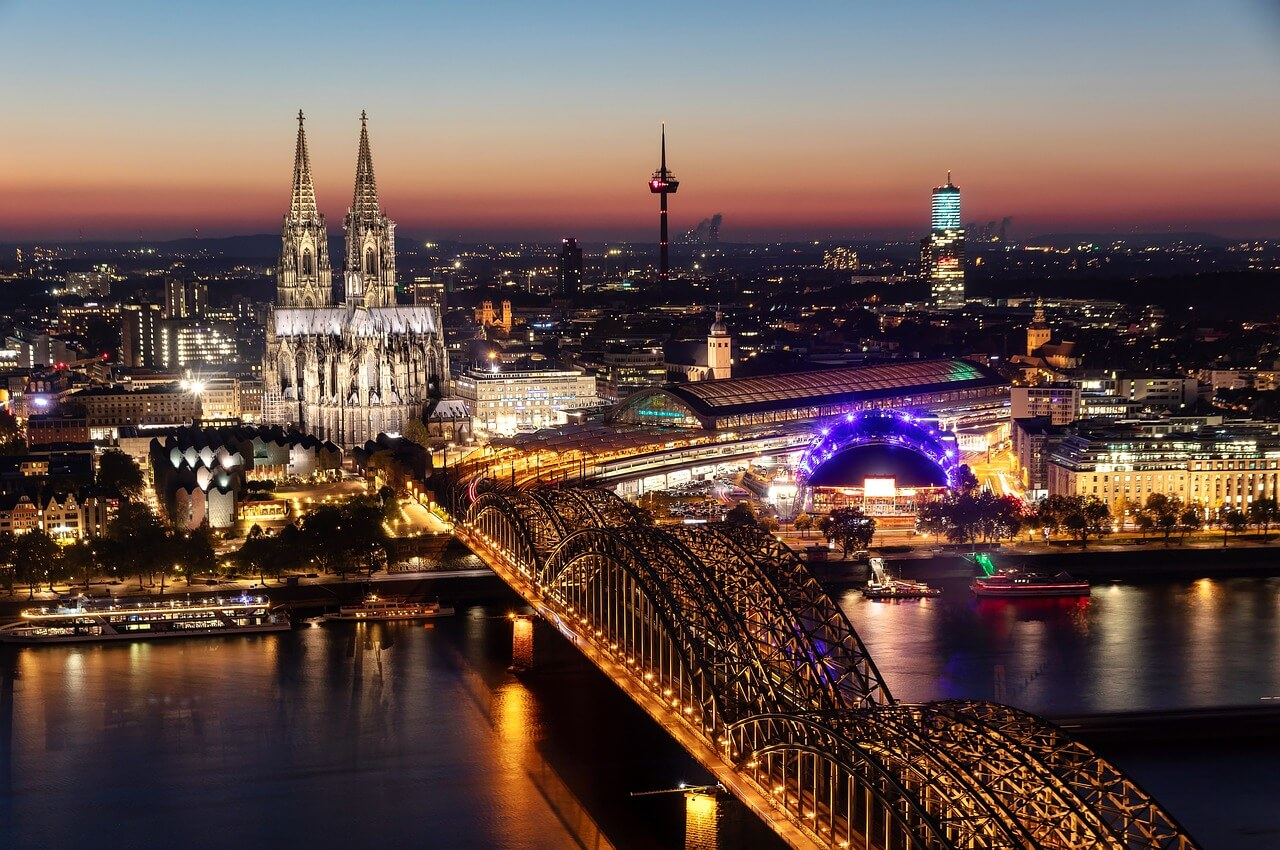 Cologne nightlife, nigh-clubs, parties and events