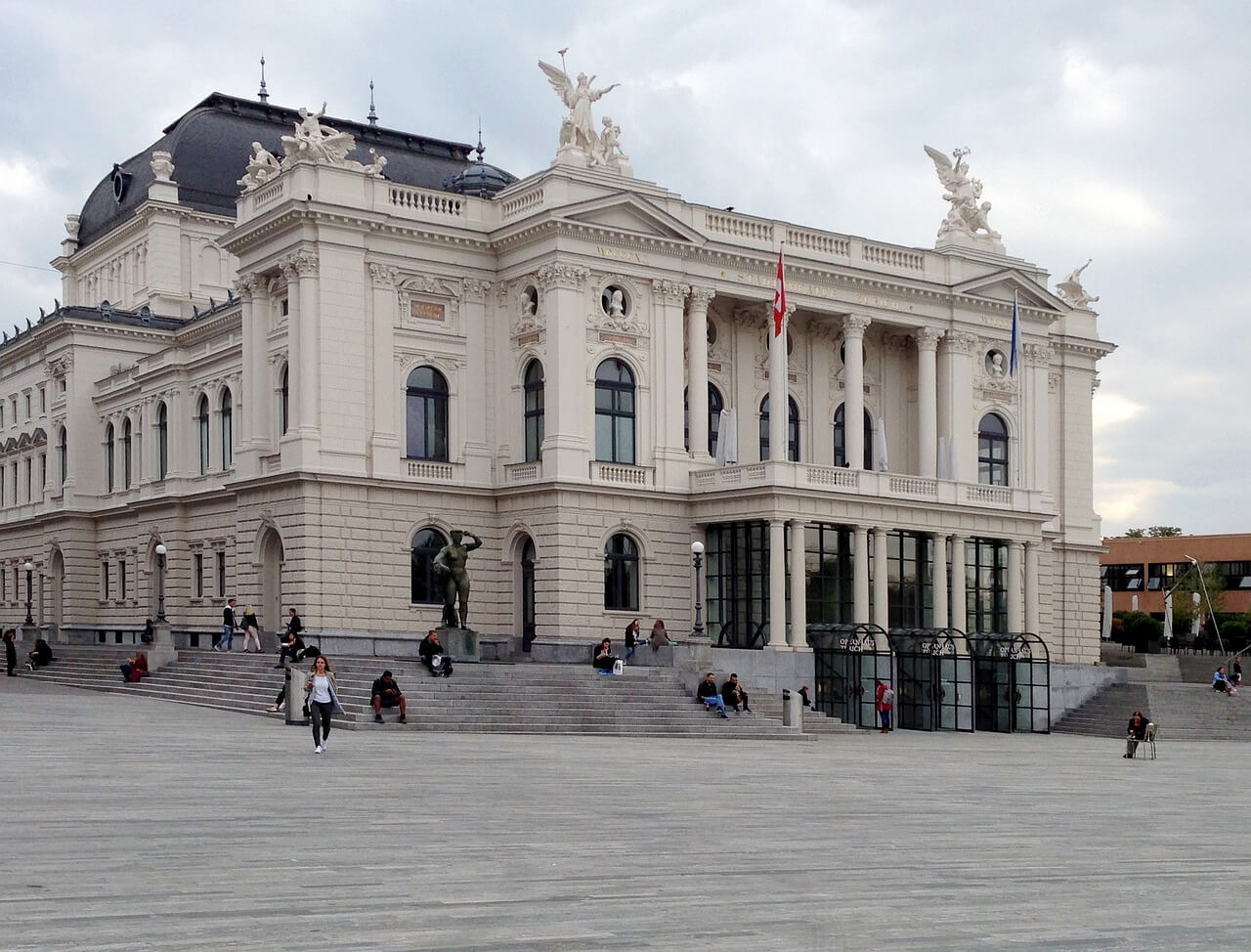 Zurich Music and Opera House