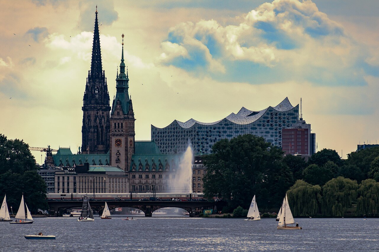 Best places in Hamburg to see