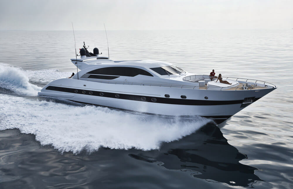 High Class Escort Yacht at the Boat Fair Düsseldorf 2019 - Article image